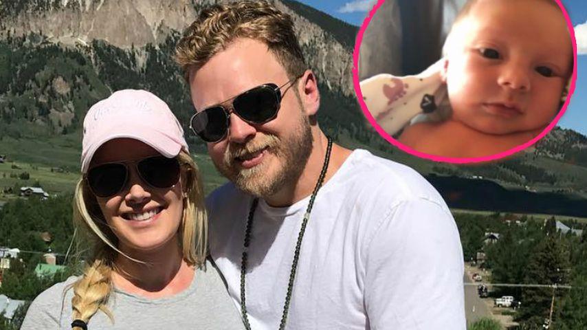 1. Insta-Story: Das ist Heidi Montags & Spencer Pratts Sohn