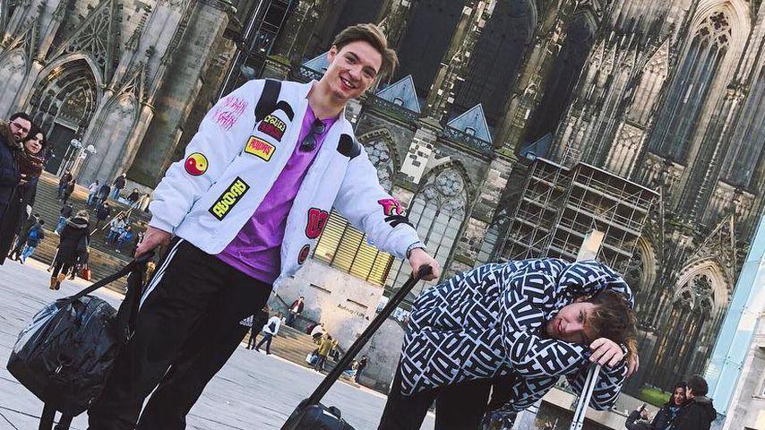 Heiko und Roman Lochmann in Köln