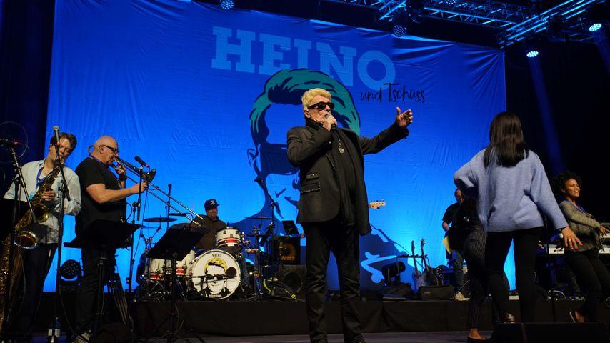 """Heino bei """"HEINO – Das Abschiedskonzert"""" in Linz, 2019"""