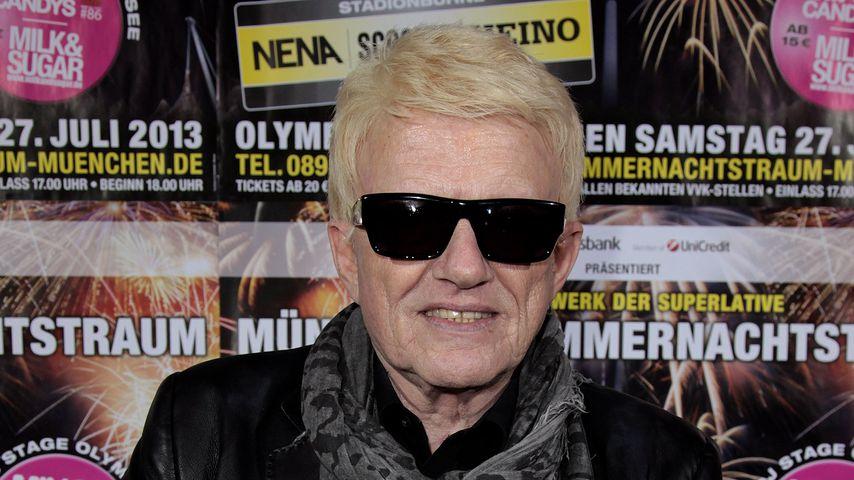 Sänger Heino musste satte 150.000 Euro Steuern nachzahlen!