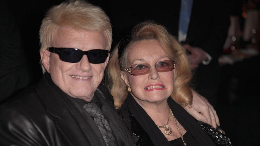 Heino und Hannelore im Dezember 2012 in München