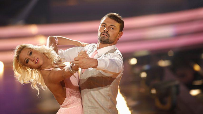 """Heinrich Popow und Kathrin Menzinger in der siebten """"Let's Dance""""-Show"""