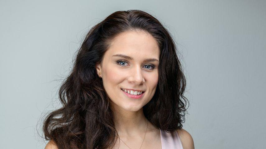 "Helen Barke alias Denise Saalfeld bei ""Sturm der Liebe"""
