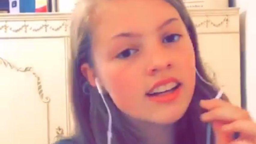 Wow! Angelo Kellys Tochter Helen (14) hat's gesanglich drauf
