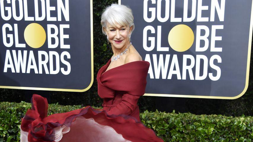 Helen Mirren bei den Golden Globes