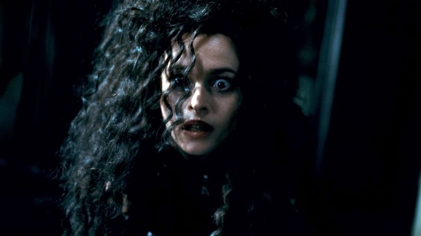"""Helena Bonham Carter als Bellatrix Lestrange in """"Harry Potter und die Heiligtümer des Todes Teil 1"""""""