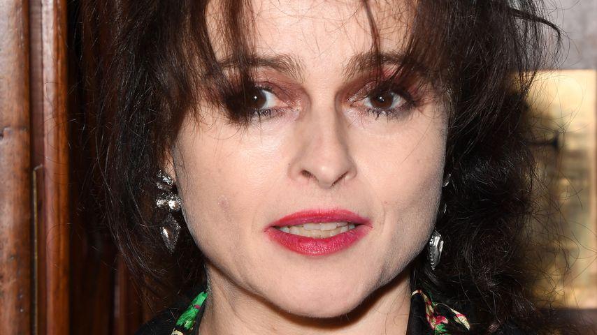 Helena Bonham Carter sorgt für Weihnachtsstimmung