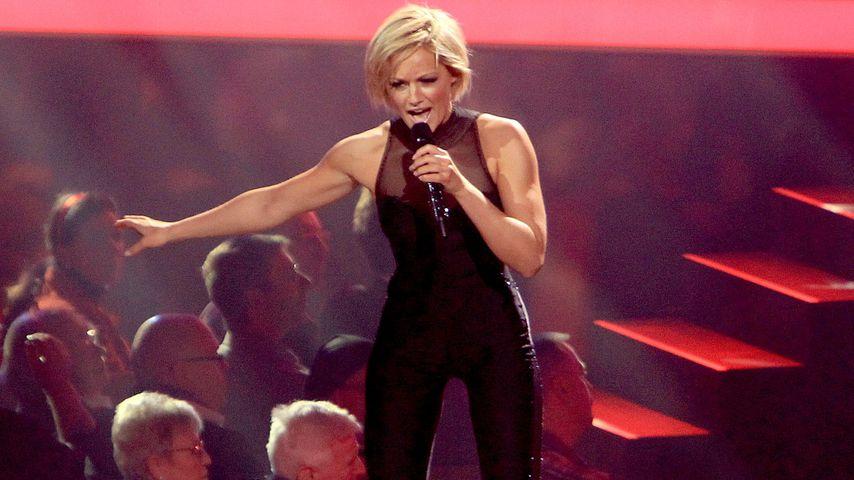 Helene Fischer 2011 bei der Aufzeichnung ihrer Show