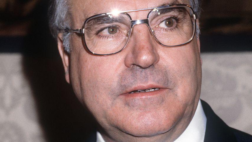 Bundeskanzler Helmut Kohl 1982
