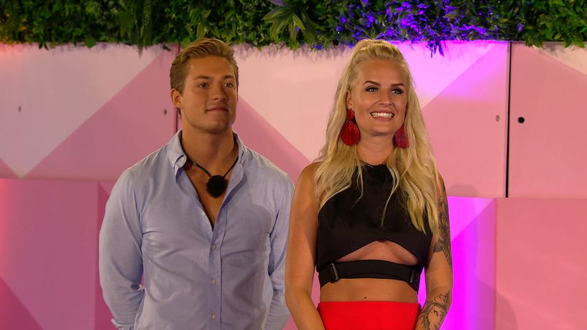 """Henrik und Anna bei """"Love Island"""" 2020"""