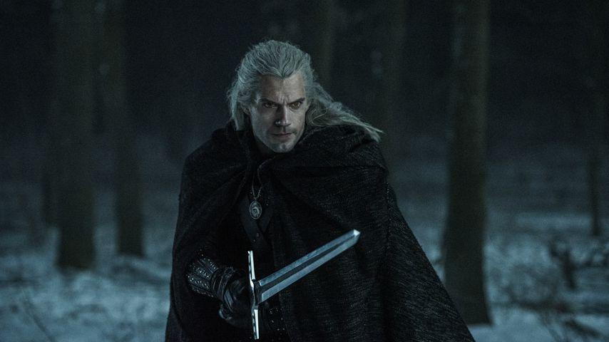 "Henry Cavill in der Netflix-Serie ""The Witcher"""