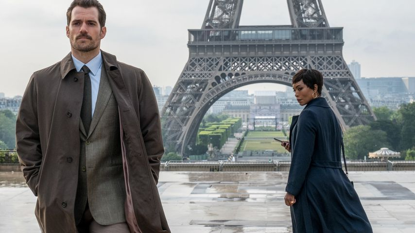 "Henry Cavill und Angela Bassett in ""Mission: Impossible - Fallout"""