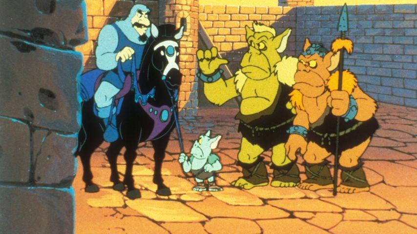Herzog Sigmund Igzorn und seine Ungeheuer aus Disneys Gummibärenbande