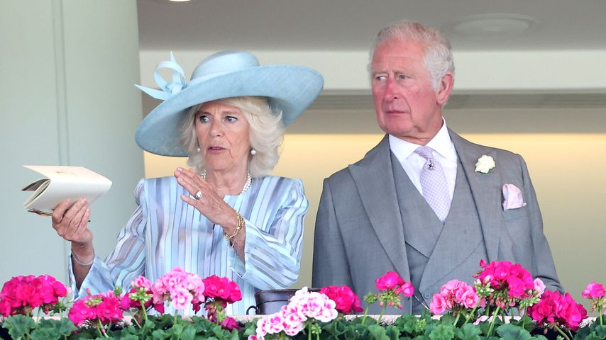 Herzogin Camilla und Prinz Charles beim Royal Ascot im Juni 2021