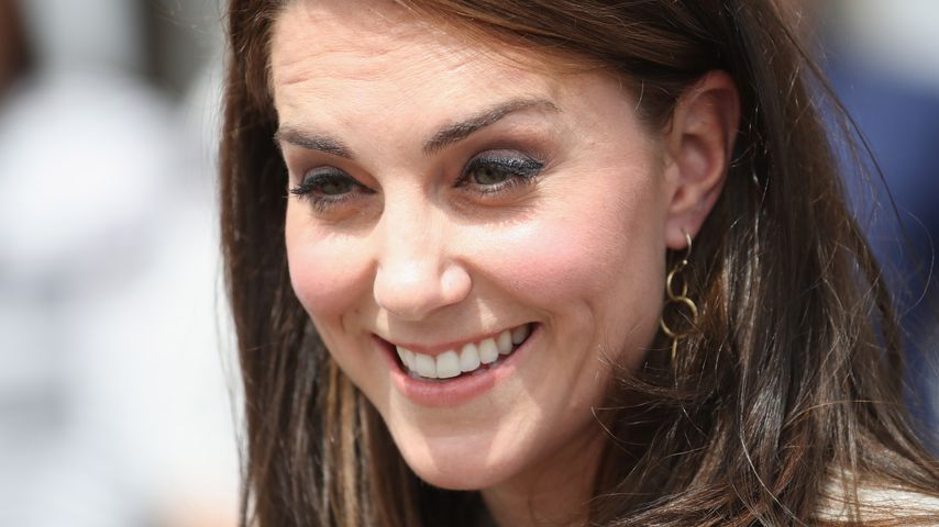 Kate Middleton bei der Trust Roadshow 2017 in London