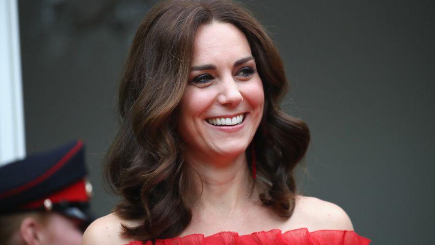 Offiziell bestätigt! Herzogin Kate ist zum 3. Mal schwanger