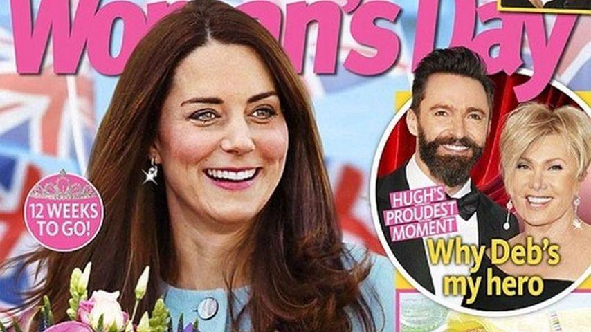Photoshop-Monster: Das soll Herzogin Kate sein?