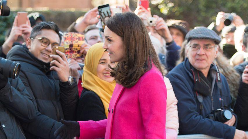 Herzogin Kate in Coventry 2018