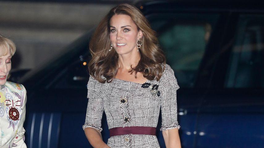 Nächster Wow-Auftritt: Herzogin Kate zeigt ihre XS-Taille!