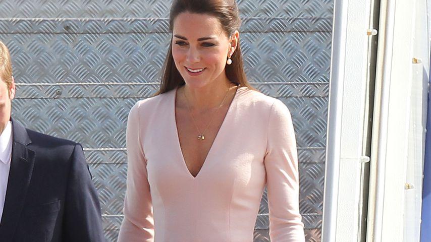 Herzogin Kate bei einem Besuch in Australien im Jahr 2014