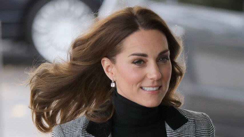 Hat Herzogin Kate diesen Look etwa bei Meghan abgeschaut?