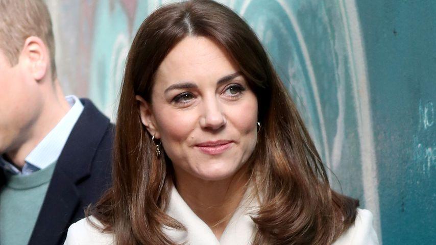 Herzogin Kate in Dublin im März 2020