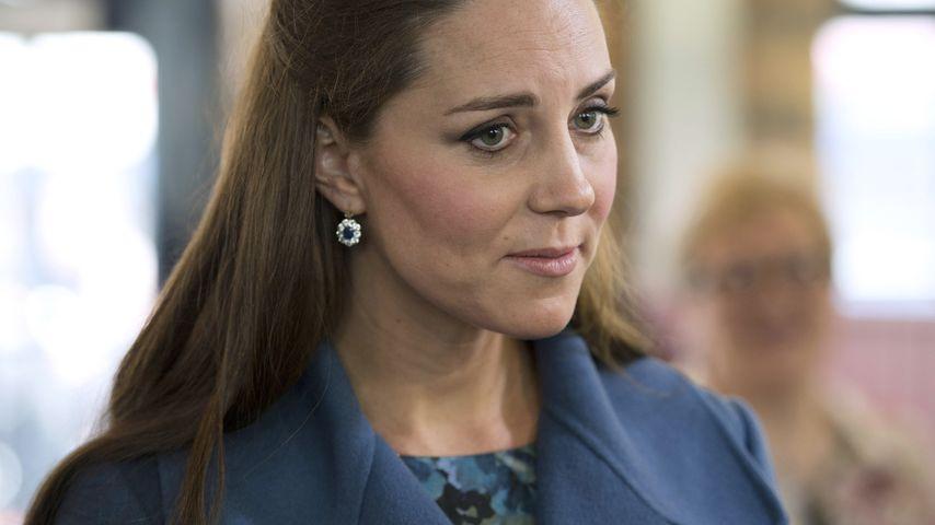 220 Stalker! Herzogin Kate bekommt Polizeischutz