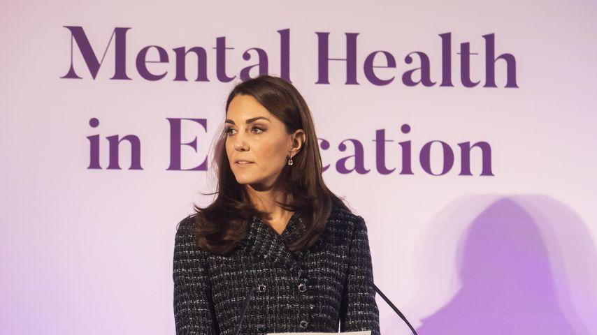 "Herzogin Kate bei der ""Mental Health In Education""-Konferenz"
