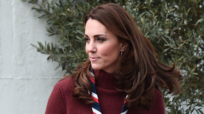 Herzogin Kate im März 2019 in Epping