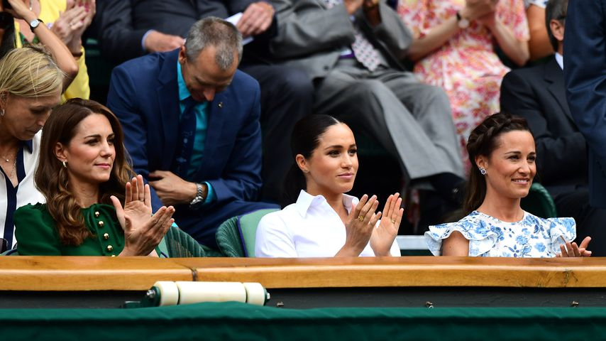 Nach Serenas Niederlage: So rührend tröstete Kate Meghan