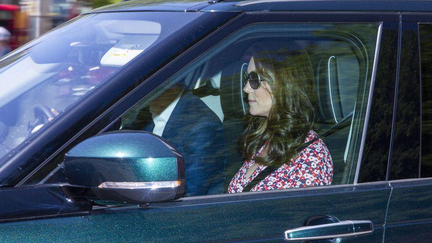 Zu Harrys Hochzeitsprobe: Kates erster Auftritt nach Geburt
