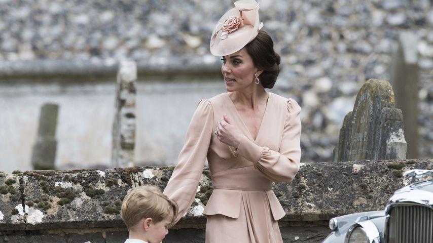Herzogin Kate: Was trägt sie zu Meghans & Harrys Hochzeit?