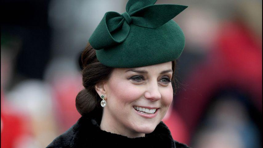 Herzogin Kate bei der St. Patrick's Day Parade