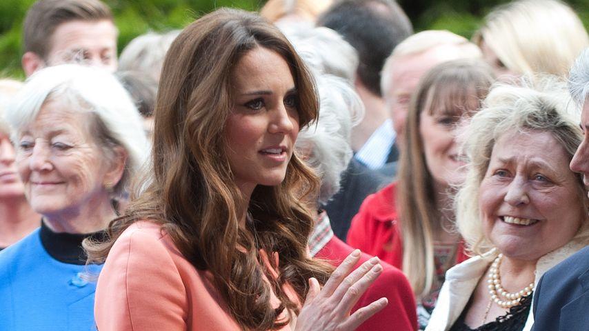 Herzogin Kate: Geburt schon in den nächsten Tagen?