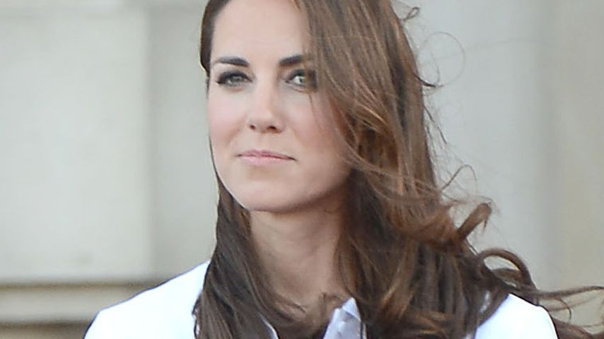 Herzogin Kate: Neidisch auf schwangere Freundin?