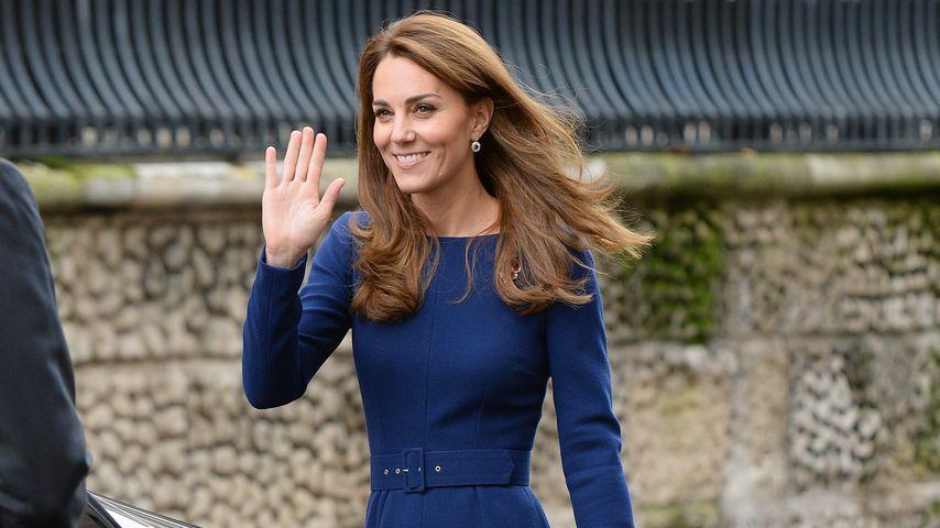 Herzogin Kate in London, November 2019