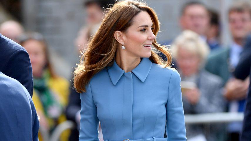 Dieses Outfit trug Herzogin Kate zum ersten Mal bereits 2014
