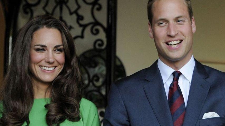 Kate & Williams erste Tochter soll Diana heißen!