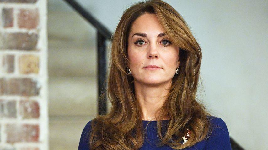 Unter Druck: Kate soll nach Megxit die Monarchie retten