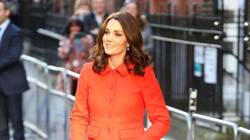Herzogin Kate: Sie plant eine Hausgeburt für Baby Nr. 3!