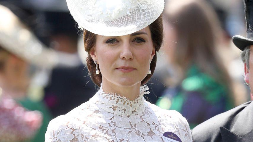 Herzogin Kate beim Royal Ascot im Juni 2017