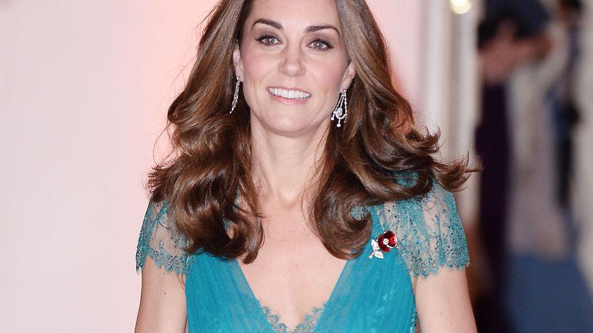 Immer im Trend: Herzogin Kate lässt Kleidung maßschneidern
