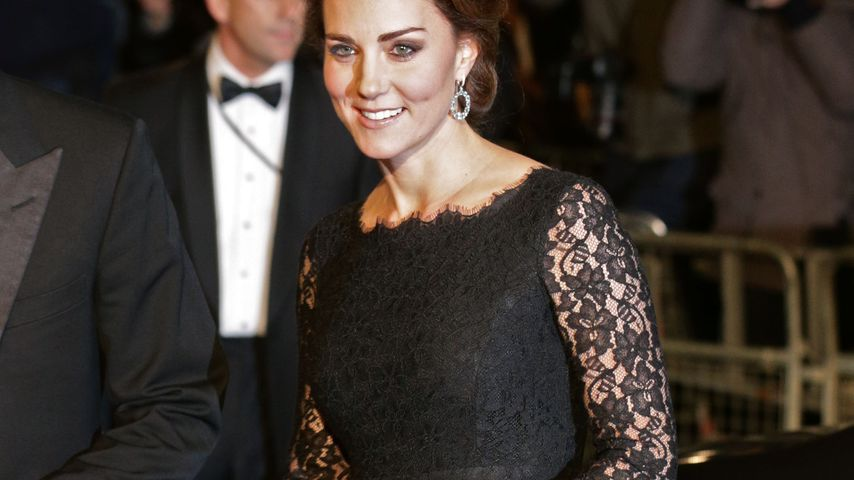 Herzogin Kate bei der Royal Variety Performance 2014
