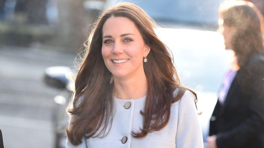 Baby-Countdown läuft: Herzogin Kate liegt in den Wehen!