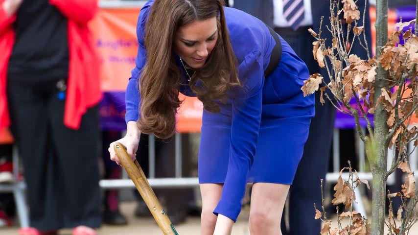 Herzogin Kate bei der Eröffnung des Treehouse Children's-Hospiz in Ipswich 2012