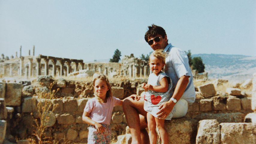 Herzogin Kate, Pippa und Michael Middleton, 1984