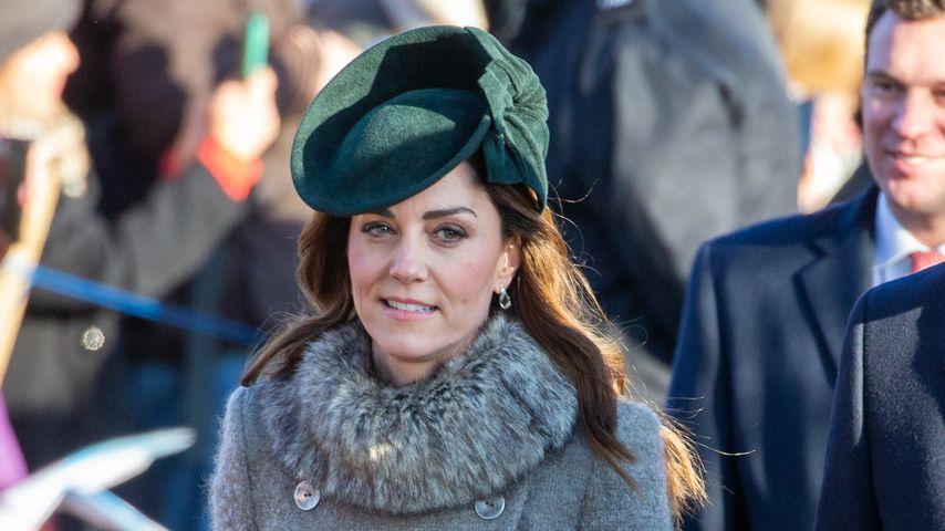Darum bereute Herzogin Kate ihr Outfit zur Weihnachtsmesse