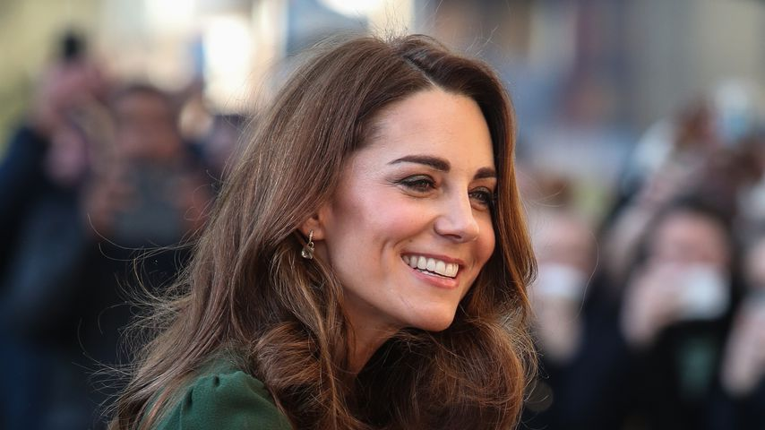 Herzogin Kate im Januar 2019