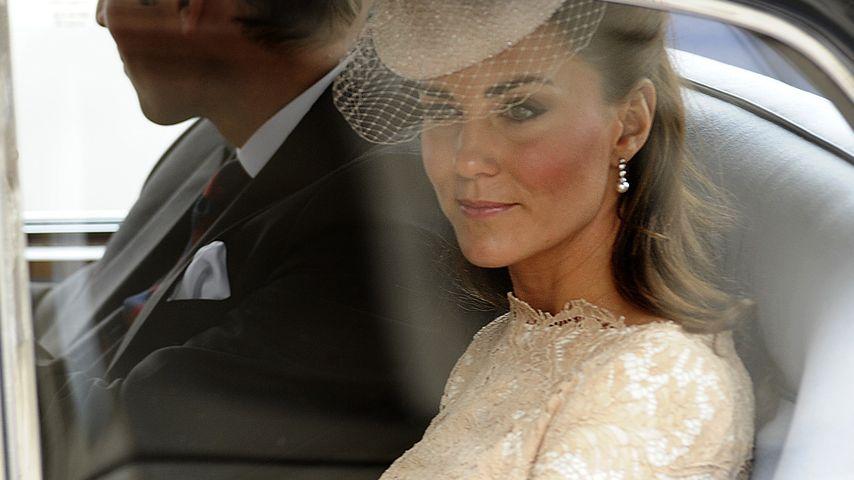 Herzogin Kate: Der Friseur ist schon bei ihr!