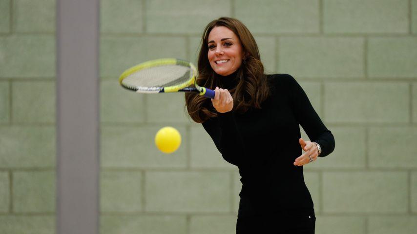Herzogin Kate im Oktober 2018 in Basildon